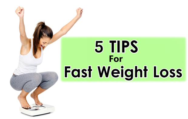 what is the best way to lose weight in a month