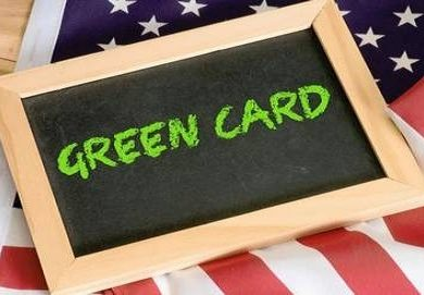 how to get green card for parents