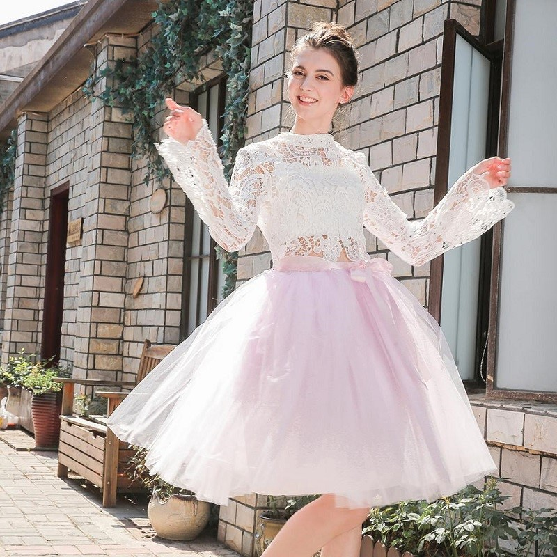 Ways to Dress in A Tulle Skirt