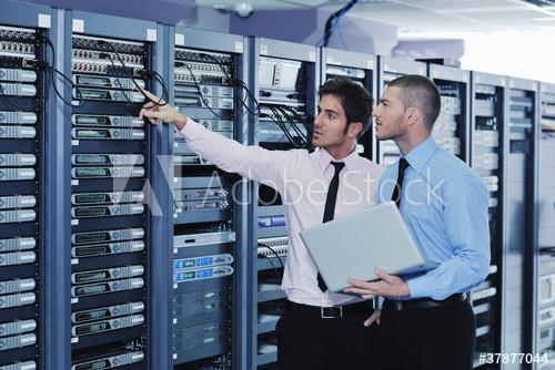 Virtual Data Storage Rooms