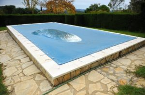 Solid Pool Cover